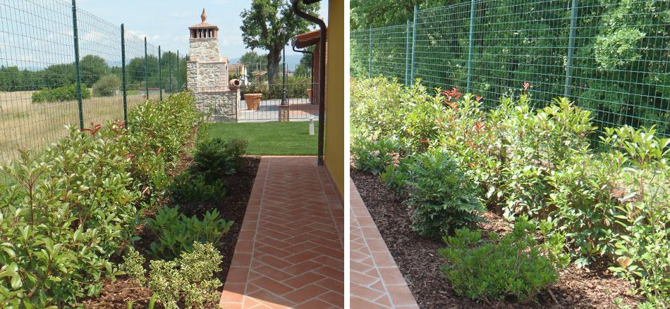 Recinzioni baldecchi giardini - Recinzioni per giardini ...